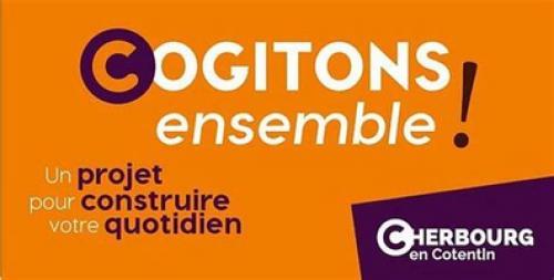 COGITONS ENSEMBLE: une initiative de Cherbourg-enCotentin pour communiquer sur sa démarche PESL